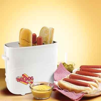 Toaster Hot Dog-Pop Up