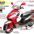 X-Treme EPA street Legal Gas Moped 150cc