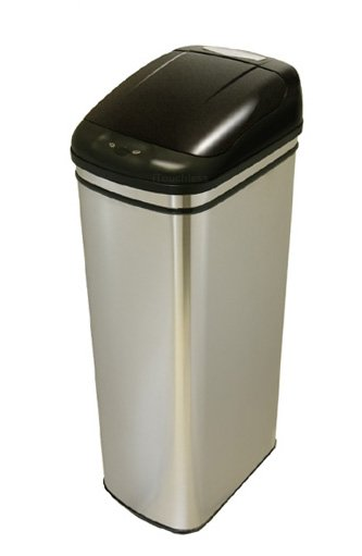 Touchless Trash Can