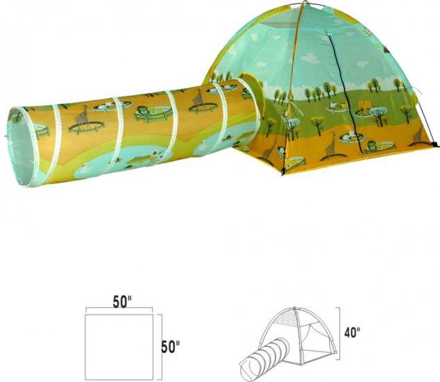 Adventure Dome Tent