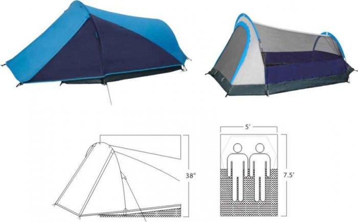 Bend Big Tent