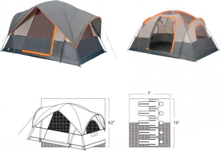 Adams Tent