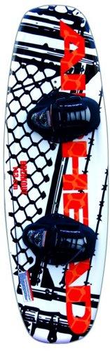 ride 143cm wakeboard w vise Binding
