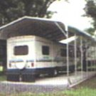 RV Steel Carport