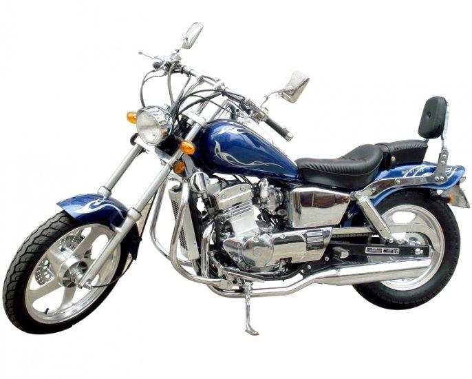 Motorcycle 4 stroke 250cc