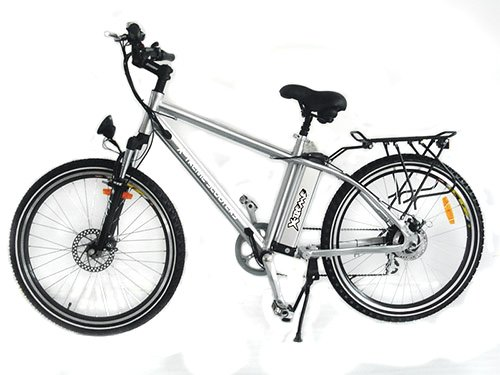 X-Treme Mountain Bike Electric Power Assisted