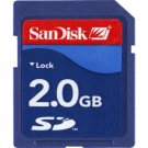 Memory Card for sdio slot 2 GB SD- MMC