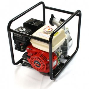 Gasoline water pump 2in 5.5HP
