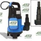 1 HP pump submersile