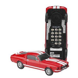 Mustang GT 500 Telephone