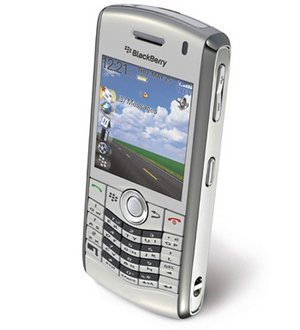 8130 Blackberry  Pearl CDMA Dualband QWERTY