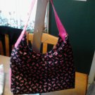 pink ribbon handbag