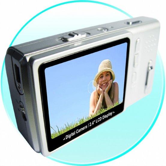 Digital Camera - 3.0M Pixel CMOS Sensor