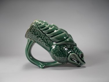 Celtic Dragon Beer Mug Drinking Horn Style