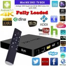 Mini MX Android TV Box With Keyboard Kodi 16.0 Jarvis Penta Core Lollipop 5.1 4K