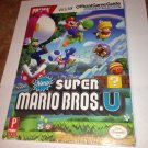 New Super Mario Bros Wii U Official Game Guide Prima