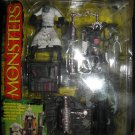 Mcfarlane Toys	Monsters 	Frankenstein Playset