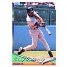 1994 Topps #42 Ricky Gutierrez