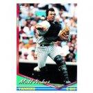 1994 Topps #59 Matt Nokes