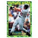 1994 Topps #71 Rich Becker