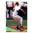 1994 Topps #89 Bud Black