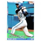 1994 Topps #124 Willie Canate