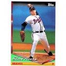 1994 Topps #137 Steve Avery