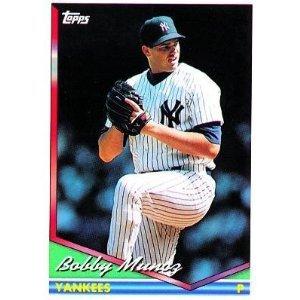 1994 Topps #144 Bobby Munoz