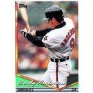 1994 Topps #145 Brady Anderson