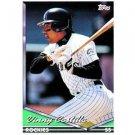 1994 Topps #163 Vinny Castilla