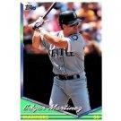 1994 Topps #195 Edgar Martinez