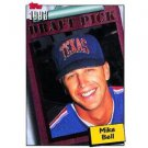 1994 Topps #201 Mike Bell