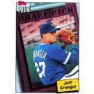 1994 Topps #204 Jeff Granger
