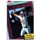 1994 Topps #205 Brooks Kieschnick