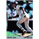 1994 Topps #214 George Bell