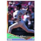 1994 Topps #217 Mike Maddux