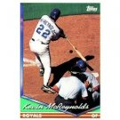 1994 Topps #218 Kevin McReynolds