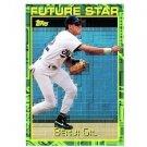 1994 Topps #231 Benji Gil