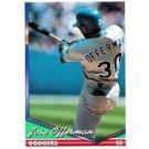 1994 Topps #241 Jose Offerman