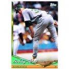 1994 Topps #255 Bobby Witt