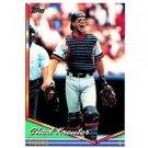 1994 Topps #257 Chad Kreuter