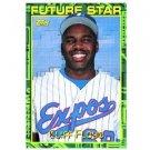 1994 Topps #259 Cliff Floyd
