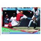 1994 Topps #273 Sandy Alomar Jr.