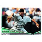 1994 Topps #312 Rich Rodriguez