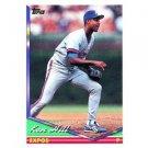 1994 Topps #315 Ken Hill