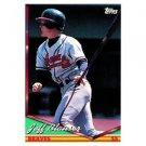 1994 Topps #318 Jeff Blauser