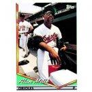 1994 Topps #324 Alan Mills