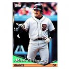 1994 Topps #327 Mark Carreon