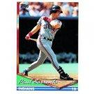 1994 Topps #358 Paul Sorrento