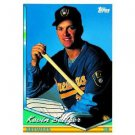 1994 Topps #411 Kevin Seitzer